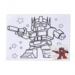 Robot on a Canvas