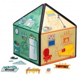 Smart Felt Toys - My Little House