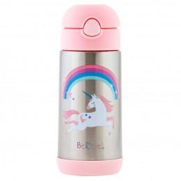 Double Wall SS Bottle - Unicorn