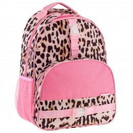 All Over Print Backpack - Leopard