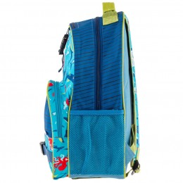 All Over Print Backpack - Shark