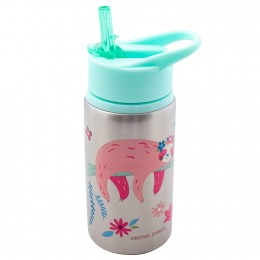 Stainless Steel Water Bottle -  Sloth