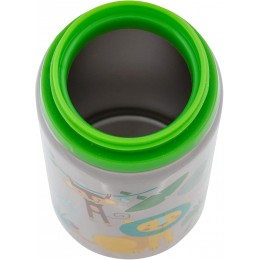 Stainless Steel Water Bottle -  Zoo