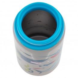 Stainless Steel Water Bottle -  Shark
