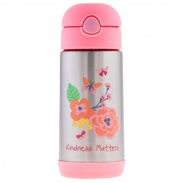 Double Wall SS Bottle - Floral
