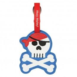 Luggage Tag - Pirate