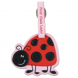 Luggage Tag - Ladybug