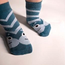 Caterpillar Kids Socks
