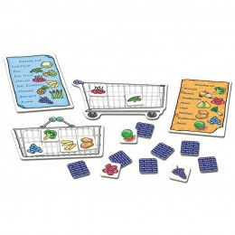 Orchard Toys - Shopping List Extras - Fruits and Vegetable
