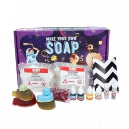 Soap Making Kit - Solar System Space Theme
