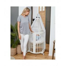 Sleepi Mini- The Oval Crib