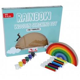 Rainbow Stacker - 7 Pieces
