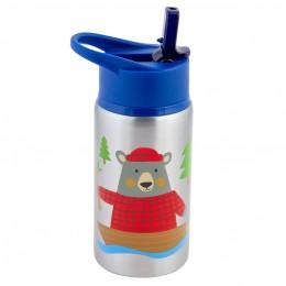 Stainless Steel Water Bottles Bear