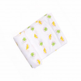 Fun with Fruits Bamboo Swaddle