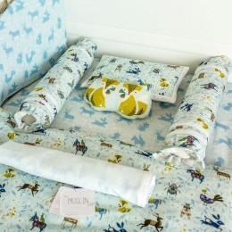 Tribal Animal Bedding Set