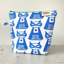 TRAVEL - Toilet Bag : Supermeow