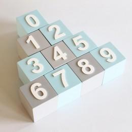 Name Blocks - Modern   Price Per Alphabet