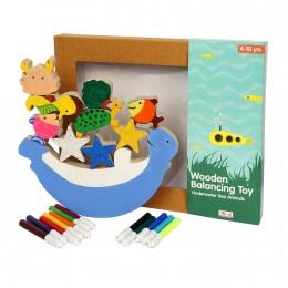 Balancing Toys - Underwater Animals Theme