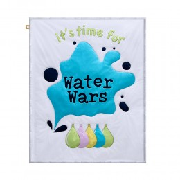 Water Wars Quilt
