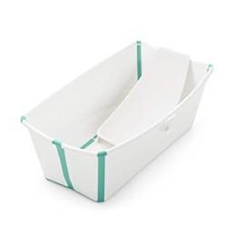 Flexi Bath Tub Bundle Pack -White Aqua