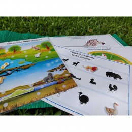 Wild or Farm - Interactive Chart