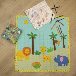 Wild Animal - Play Mat