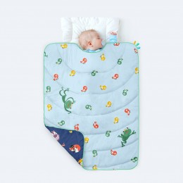 100% Organic Cotton All Weather Quilt - Young - Wild - Free