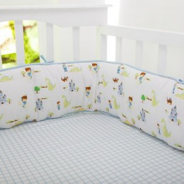 Adventures Of A Prince Organic Reversible Bumper