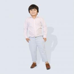 Classique Shirt - Baby Pink