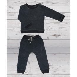 Dark Grey Track Suit