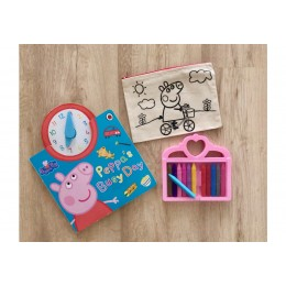 Do It Yourself Colouring Pouch - Peppa Pig