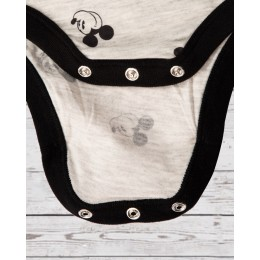 Full Sleeves Piccolo Bodysuit Mickey