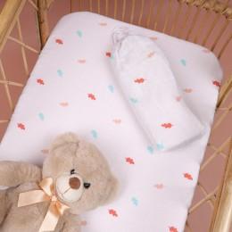 Goodnight Organic Crib Sheet