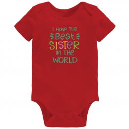Best Sister - Onesie