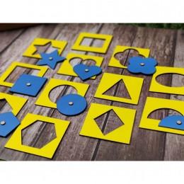 Mix & Match - Montessori Material