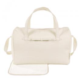 Nido Beige Diaper Changing Bag
