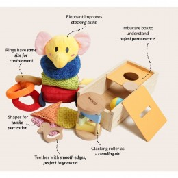 Newborn Playkit - Explore Away