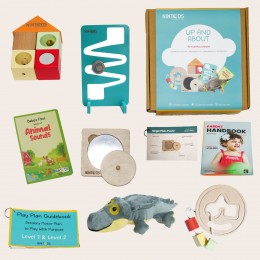 Newborn Playkit - Up and About