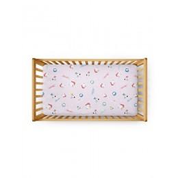 Flat Crib Sheet - Totally Adorable
