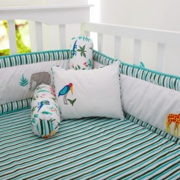 Serengeti  Organic Pillow/Bolster Set