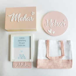 The Grand Gift Set - Pink