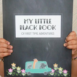 The Little Black Book - Of First Time Adventures
