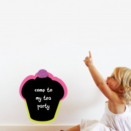 Talk with Chalk Cupcake : Chalk Decals