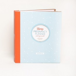 The Bump Pregnancy Planner & Journal