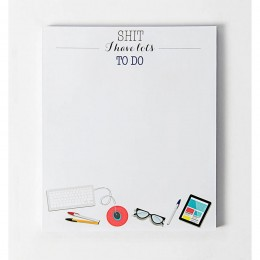 Shit I Have Lots To Do - Planner