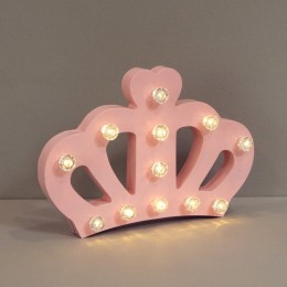 Crown Marquee Light