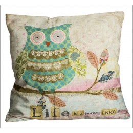 Undercover Owl Cushion Covers