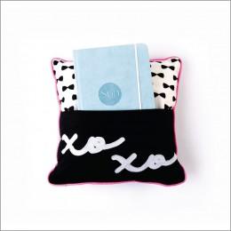 Pocket Pillow - XOXO