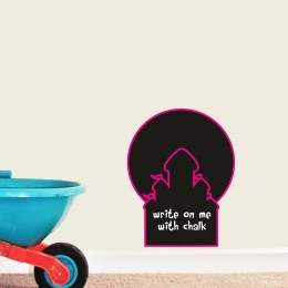 Talk with Chalk Castle : Chalk Decals