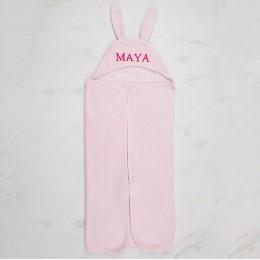 Pink Animal Towel (Baby)